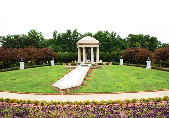 D Day Memorial Garden