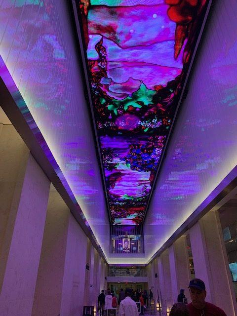 MOTB Grand Hall LED ceiling 2