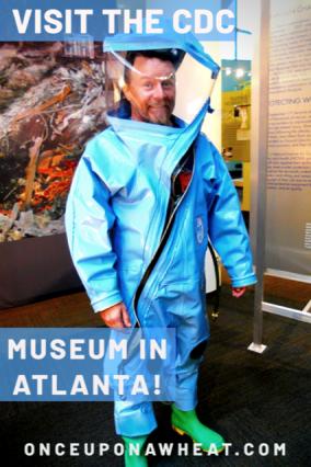 Visit CDC museum pin article