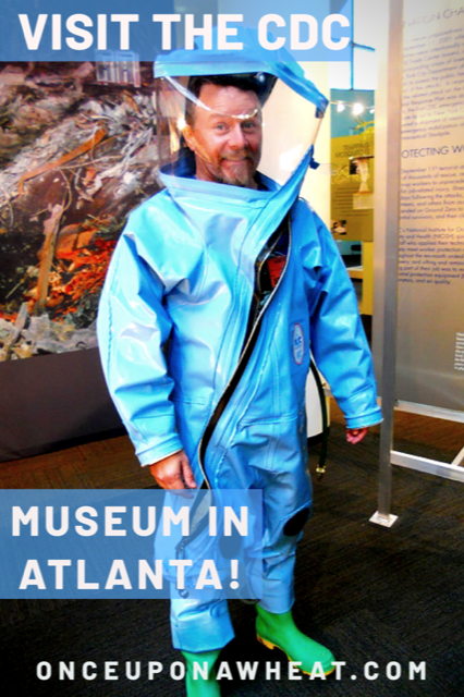Visit the CDC Museum in Atlanta!