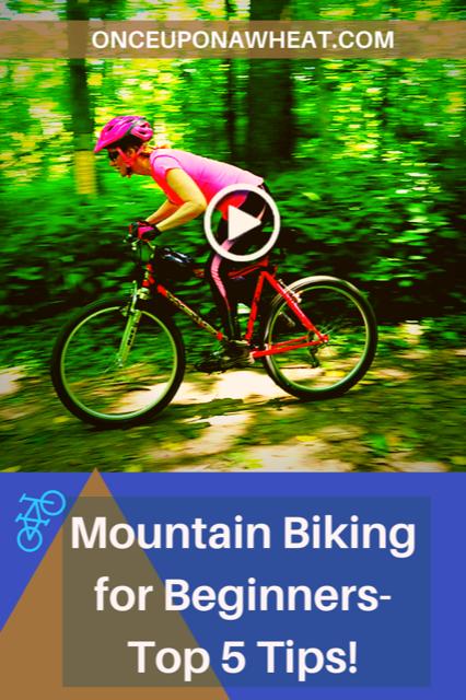 Top 5 Mountain Biking for Beginners Tips!