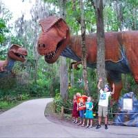 Visit Dinosaur World in Florida!