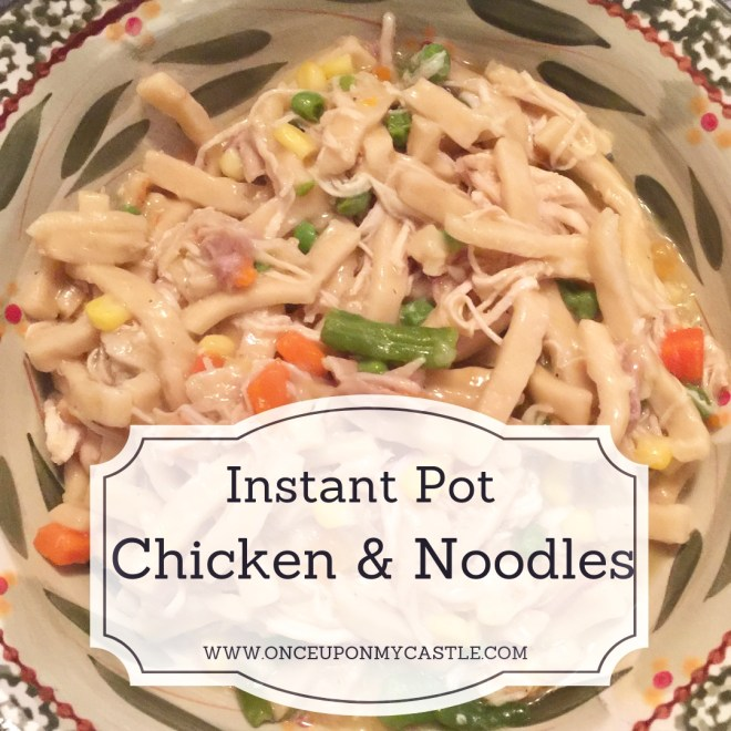 Chicken & Noodles