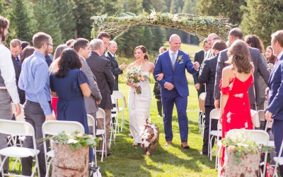 Breckenridge Nordic Center Wedding: Amber & Jon