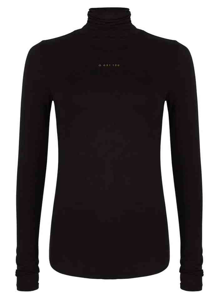 SOHIO LONG SLEEVE BLACK COL COLLETJE ONCE WE WERE WARRIORS