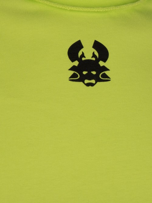 HIKURO TEE ACID LIME ONCE WE WERE WARRIORS