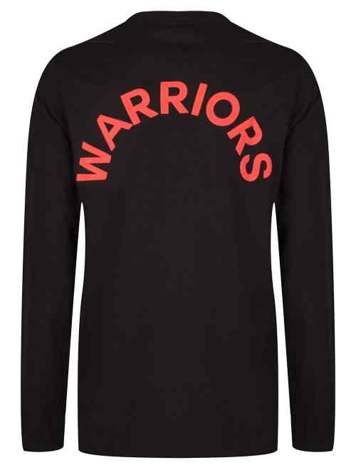 JUUNO LONGSLEEVE TEE SHIRT BLACK ONCE WE WERE WARRIORS