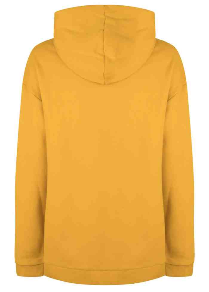 SON 3 HOODIE WARM YELLOW ONCE WE WERE WARRIORS