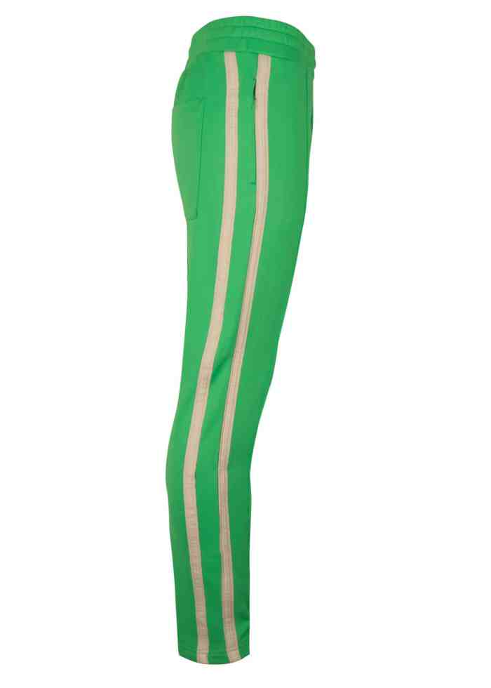 WESK4 TRACK PANTS NEON GREEN ONCE WE WERE WARRIORS