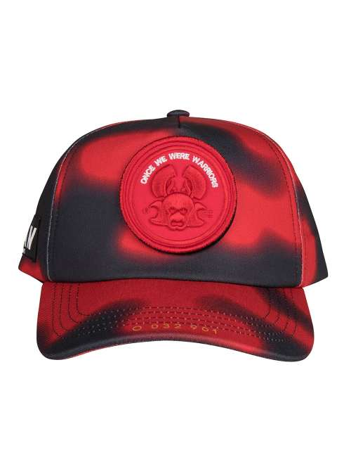 O CAP 5 CAMO GOJI BERRY RED
