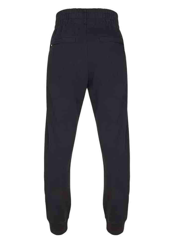 JAMA SWEAT JOGGER PANTS BLACK ONCE WE WERE WARRIORS