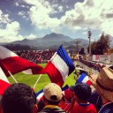 Footall in Quetzaltenango