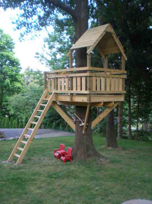 les plans de construction de la cabane de l observateur