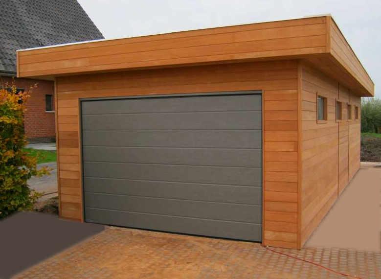 Plan De Garage Ossature Bois Plans Pdf A Telecharger