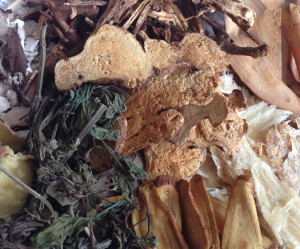 """""""Free and Happy Wanderer"""": Traditional herbs for depression and stagnation"""
