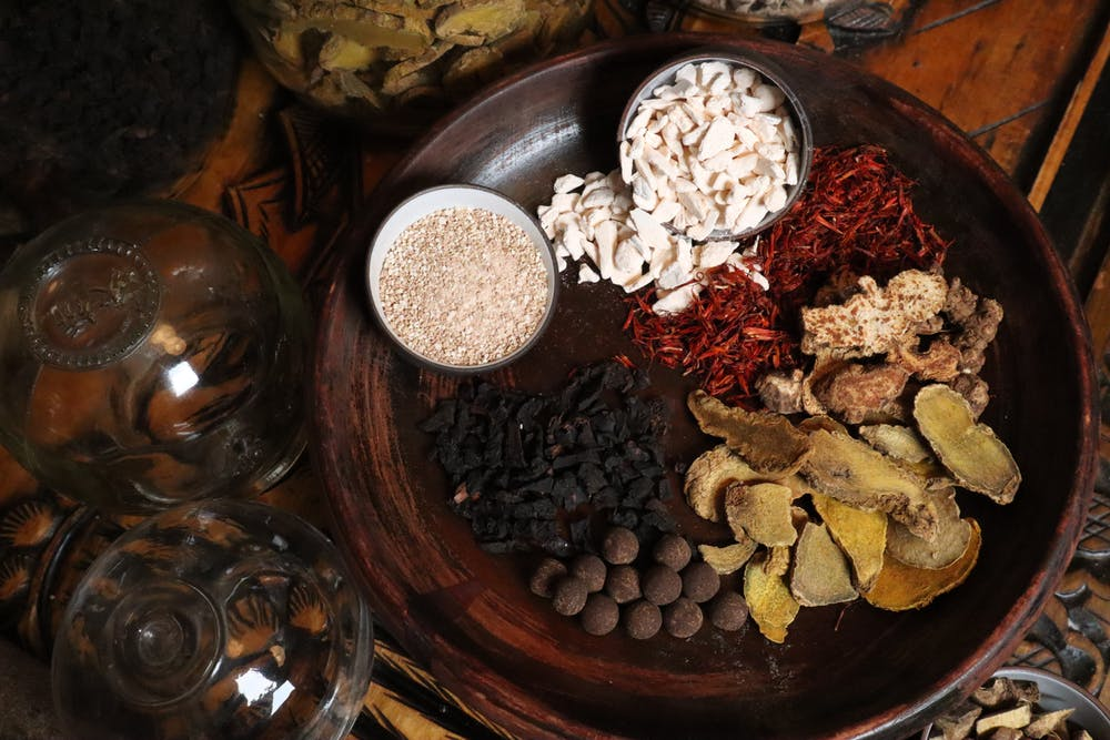 Chinese Medicine Tips for the Lungs & Large Intestine (Food & Mood)