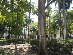 Parque Bolivar, Cartagena de Indias