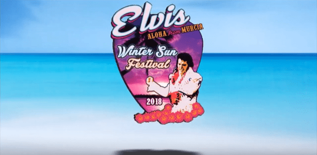 Elvis is Coming... Winter Sun Elvis Festival & King of Spain 2018