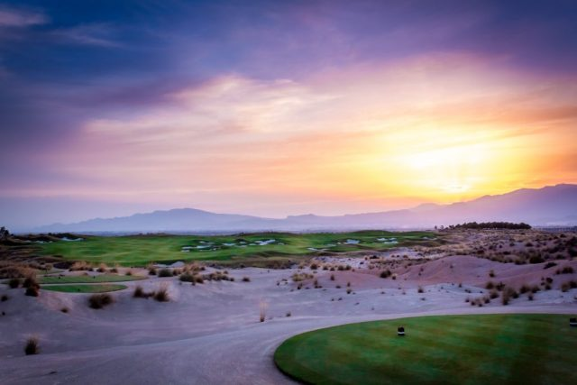 Stunning Sunsets Across the Alhama Signature Golf Course