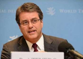 Roberto Azevedo, Director General de la Organización Mundial del Comercio (OMC)