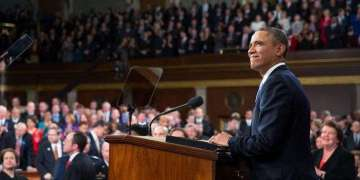 """""""Congress should begin the work of ending the embargo,"""" said President Obama in his SOTU speech in January 2015.."""