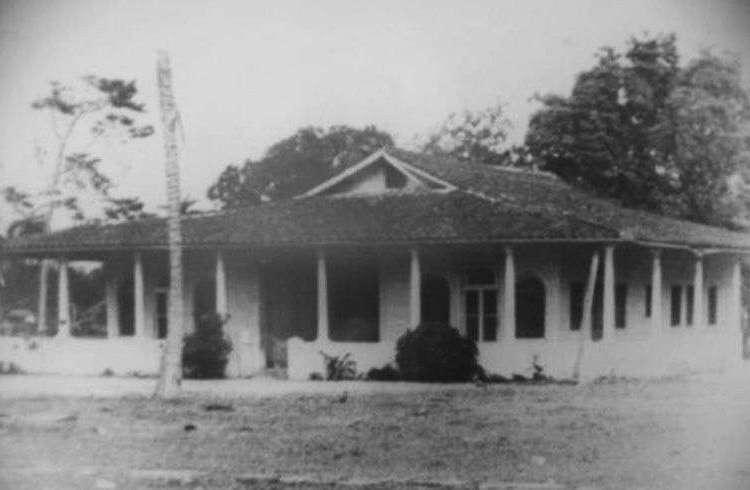 The McNamaras' family home in Caibarién. Photo: Flickr.