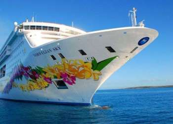 """Norwegian Sky"". Photo: Cruise & Travel Lifestyles."