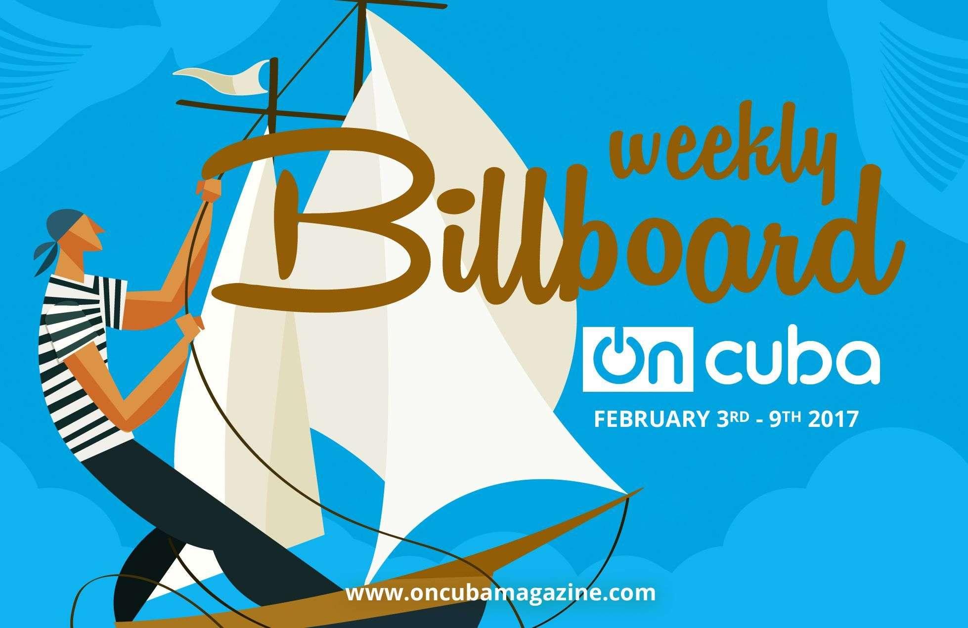 Weekly Billboard: Llauradó in G clef | OnCuba News - English