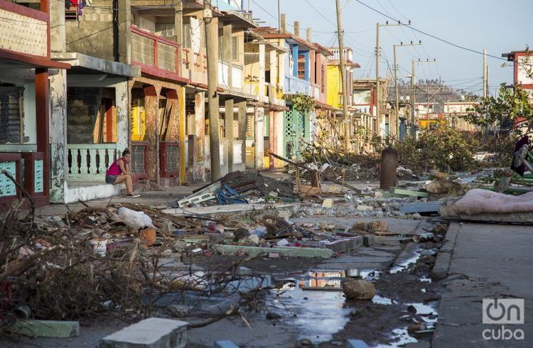 Baracoa after Matthew. Photo: Denise Guerra.