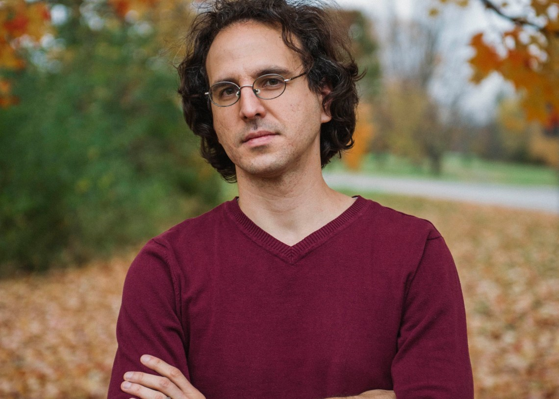 Antonio Llaca. Photo: Julie Hahn.
