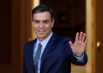 President of the Spanish government Pedro Sánchez. Photo: Susana Vera / Reuters / Archive.