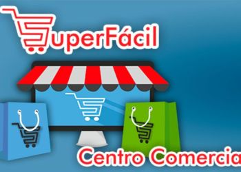 "Screenshot of the cover of the ""Súper fácil"" digital commercial center, created by the Information Technology and Advanced Telematics Services Company (CITMATEL) of Cuba."