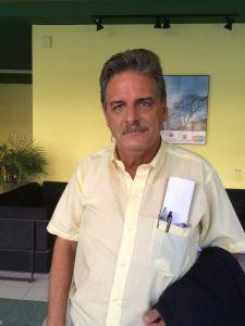 José Rubiera. Photo: Elaine Díaz / Periodismo de Barrio