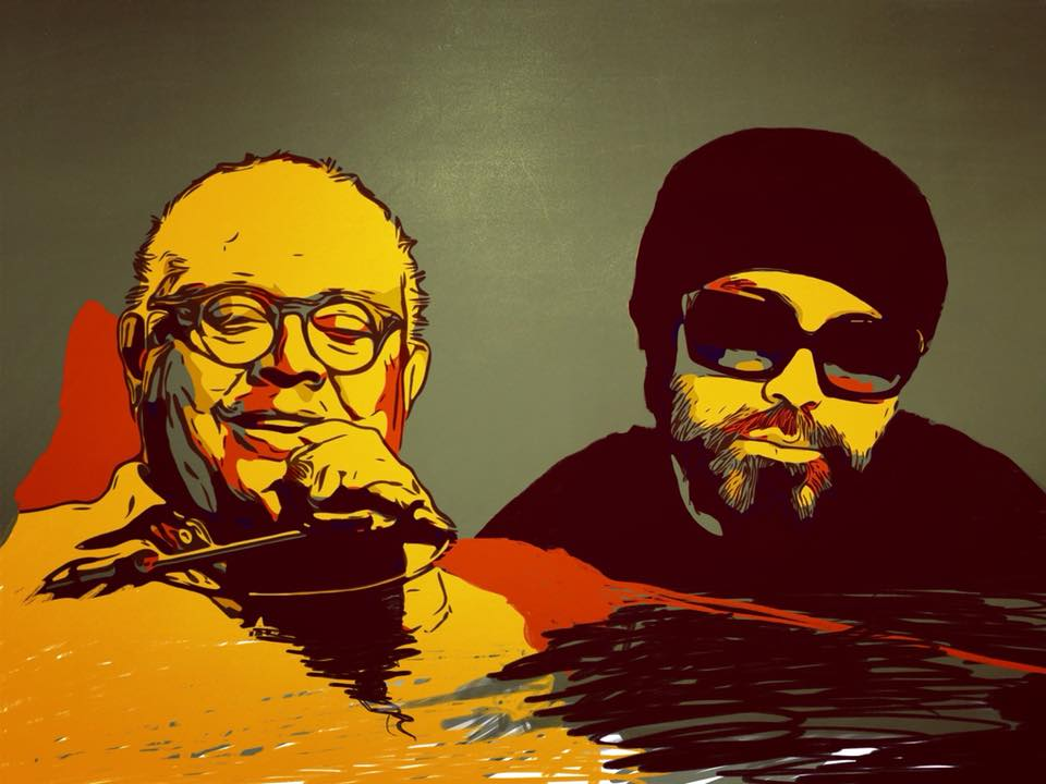Pablo and Varela, two voices, two generations.