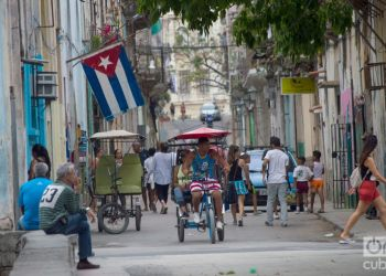 Cuarteles Street, Havana, Cuba. Photo: Otmaro Rodríguez.