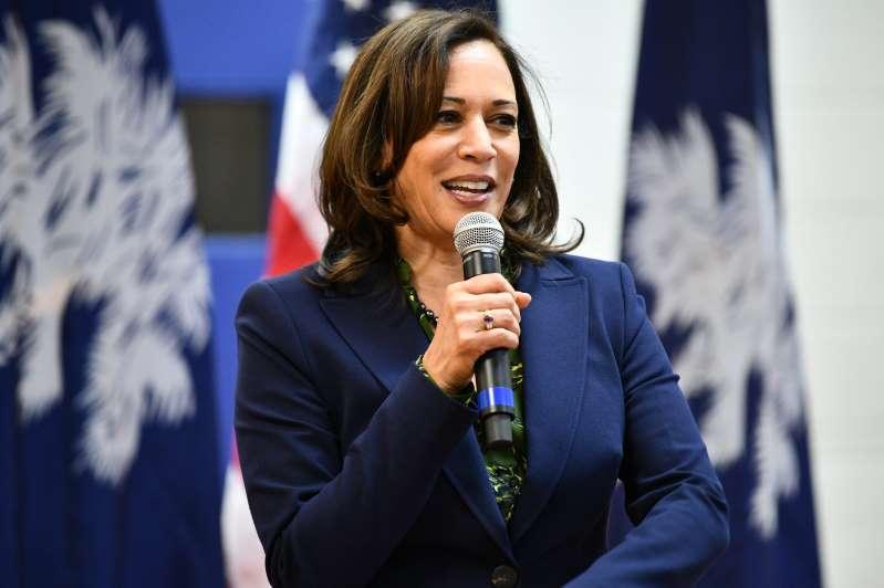 Senator Kamala Harris. Photo: Meg Kinnard, AP.