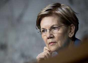 Senator and U.S. presidential candidate Elizabeth Warren. Photo: Andrew Harrer / Bloomberg.