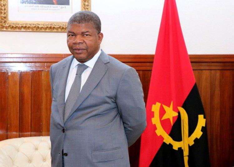 Angolan President João Manuel Gonçalves Lourenço. Photo: Tarcisio Vilela / Angola Press.