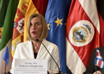 The High Representative of the European Union for Foreign Affairs and Security Policy, Federica Mogherini, has warned the United States of the impact of the lawsuits due to the Helms-Burton. Photo: AP