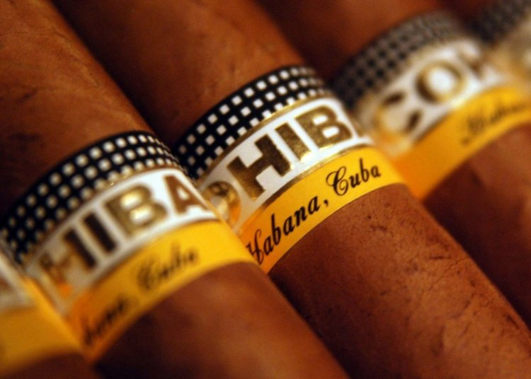 Cohiba cigars, from Cuba. Photo: Óscar Medina / Clímax / elestimulo.com