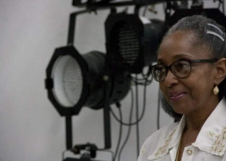 Cuban filmmaker Gloria Rolando. Photo: laventana.casa.cult.cu