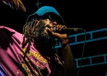 Rima, Amor y Poesía rap festival. Photo: Pablo Dewin Reyes / Archive.