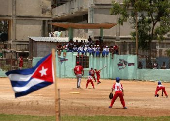 The agreement with the Little Leagues can give Cuban baseball a boost from the base. Photo: Ezra Shaw/Getty Images.