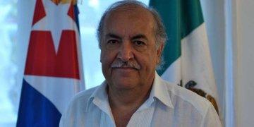 Mexican Ambassador to Cuba Miguel Díaz Reynoso. Photo: Otmaro Rodríguez.