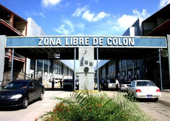 The Colon Free Trade Zone, in Panama. Photo: La Prensa Libre.