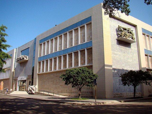 National Museum of Fine Arts. Photo: conectacuba.com