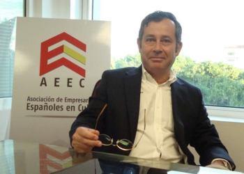 Xulio Fontecha. Photo: Idalmis Benítez /elcorreogallego.es
