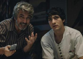 Ricardo Darín and his son Chino Darín will arrive in Havana to present La odisea de los giles. Photo: tn.com.ar