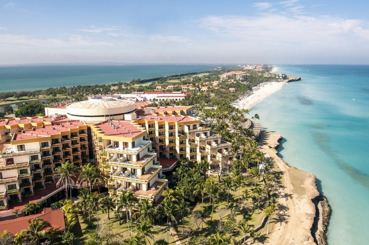 Meliá Varadero Hotel. Photo: AP.