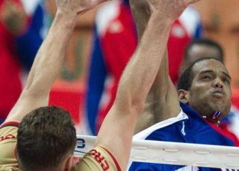 Javier Jiménez, the first Cuban athlete to test positive for COVID-19. Photo: espanol.euroesport.com